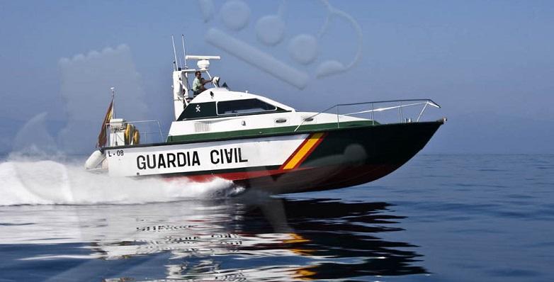 Una embarcación de la Guardia Civil del mar, en imagen de archivo