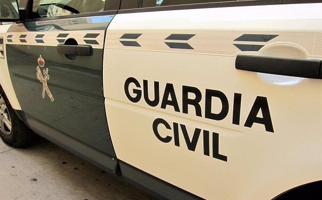 La actuación la ha llevado a cabo la Guardia Civil. Foto: NG