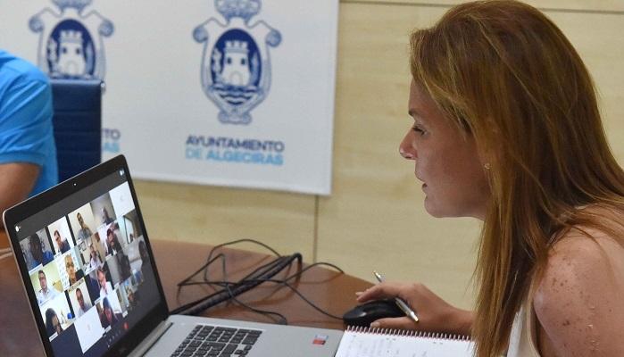 Hacienda informa de pagos al Programa de Emergencia Social en Algeciras