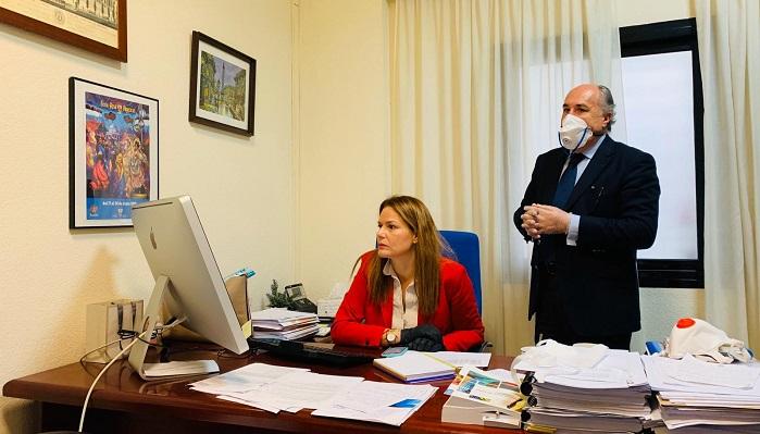 La comisión de Hacienda aprueba el convenio de las Hermandades de Algeciras