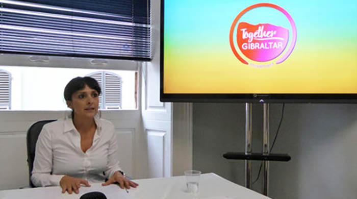 La diputada Hassan, líder de Together Gibraltar