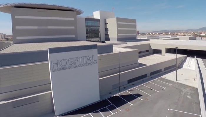 Ruiz Boix pide más medios para el Hospital de La Linea