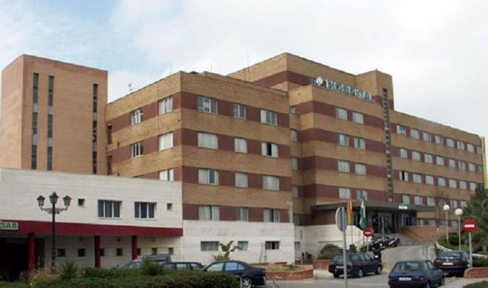 Antiguo hospital de La Línea de la Concepción