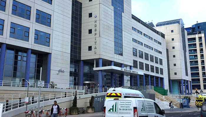 El Hospital de Gibraltar