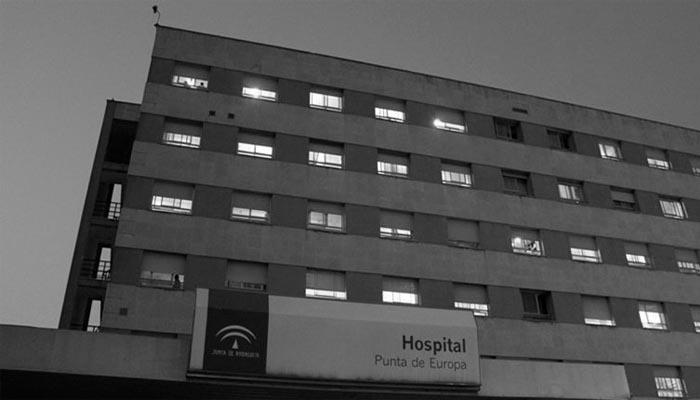 Imagen del Hospital Punta de Europa de Algeciras