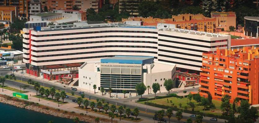 Uno de los hoteles más conocidos de La Línea