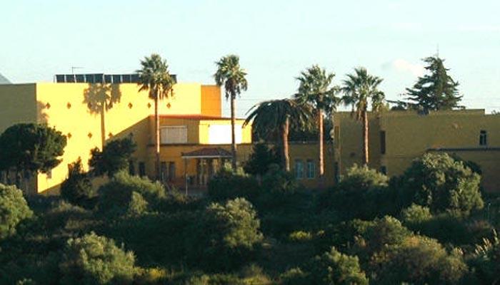 Imagen de la Escuela de Hostelería de San Roque
