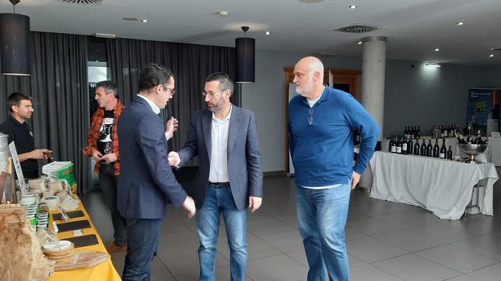 Franco y Vidal, esta mañana en 'Showroom Vinos 360'