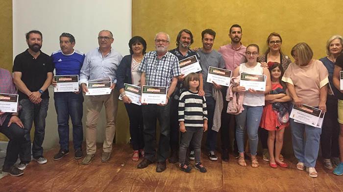 """Los premiados en el III Maraton Fotográfico """"Ciudad de San Roque"""""""