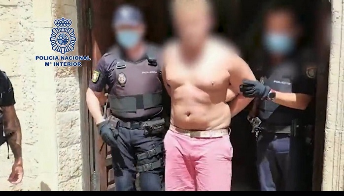 Detenido en La Línea un danés buscado por un doble asesinato en Malta