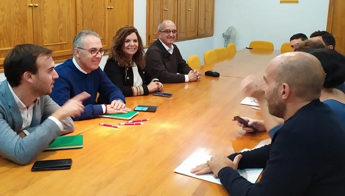 El PSOE de Algeciras conoce las reivindicaciones de Vigilancia Aduanera