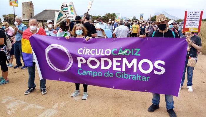 Podemos San Roque se une a la plataforma El Puente por su Futuro