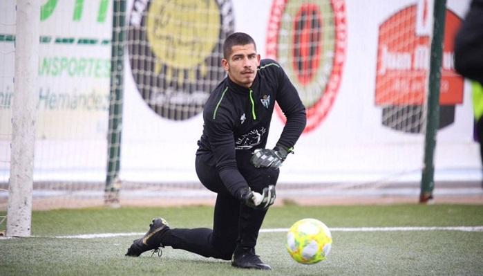 El Algeciras incorpora al guardameta Guille Vallejo