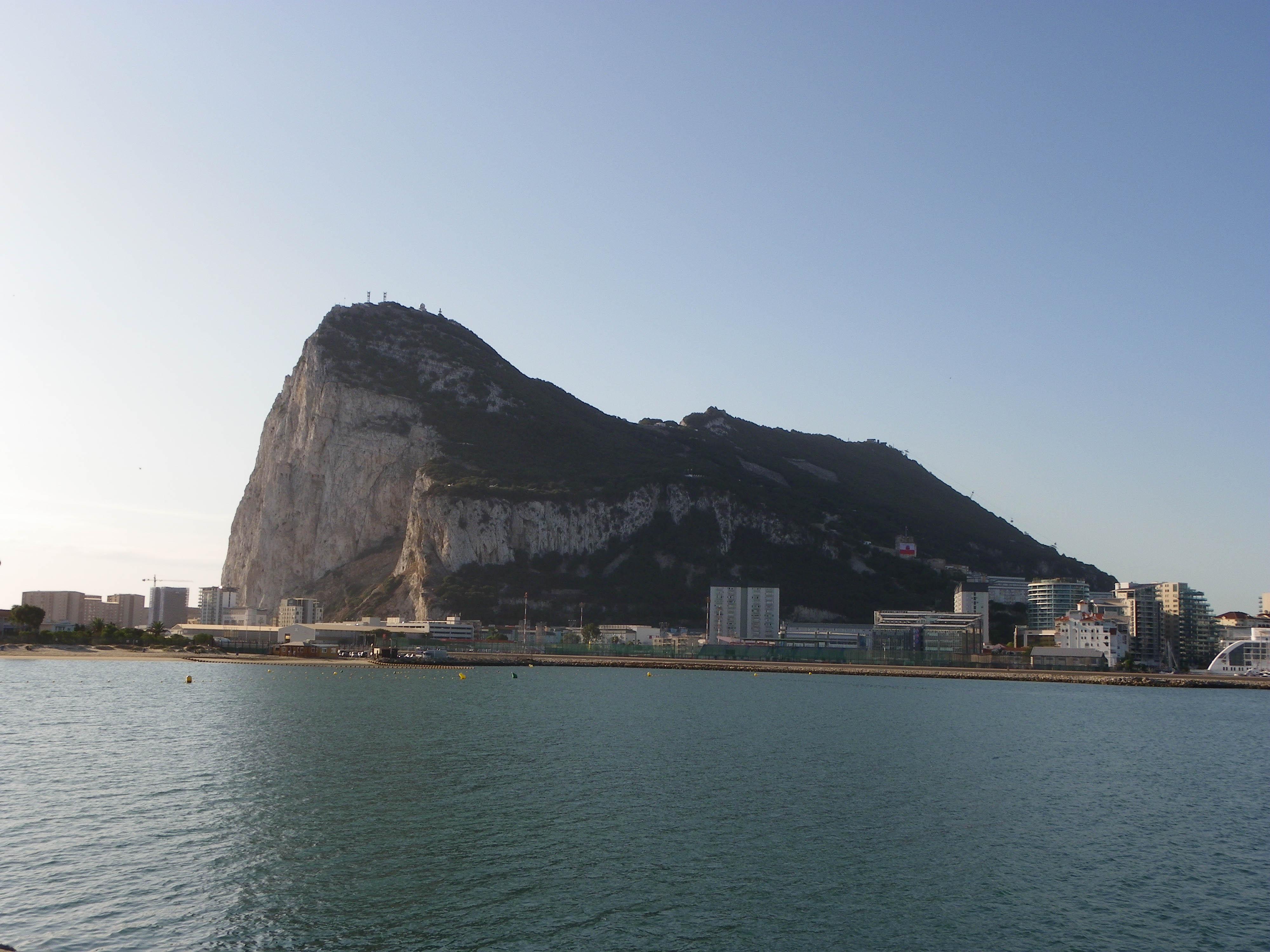 Panorámica de Gibraltar. Foto NG