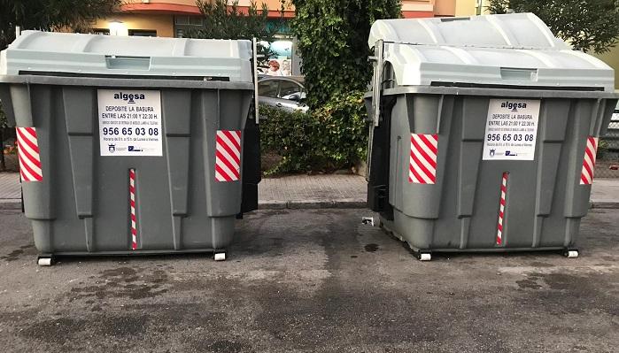 El PSOE reitera respuestas ante la acumulación de basuras en Algeciras