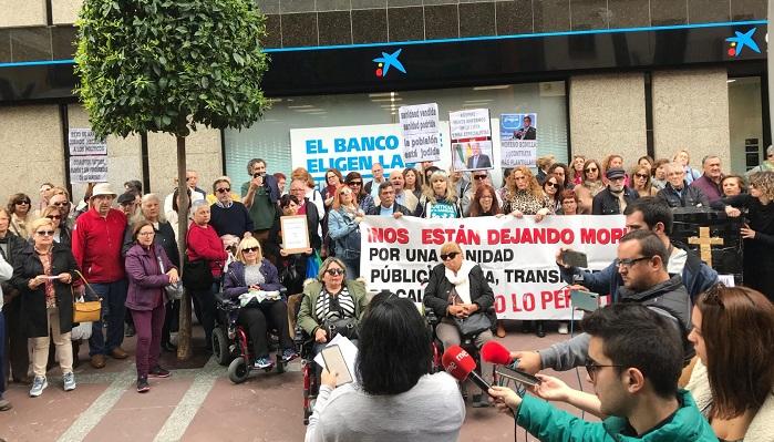 El Campo de Gibraltar reclama una mejor sanidad pública en Algeciras