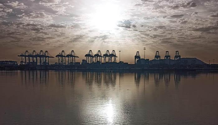 El tráfico marítimo entre Algeciras y Tánger Med mantiene su tendencia al alza