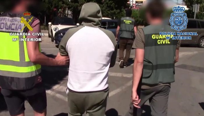 Once detenidos en Algeciras y Málaga por robar droga a otros 'narcos'