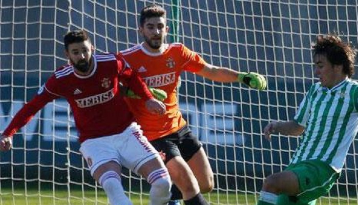 El Algeciras incorpora al guardameta Gonzalo Piña