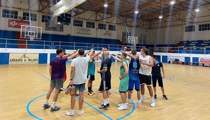 La plantilla de la Unión Linense de Baloncesto comienza a trabajar