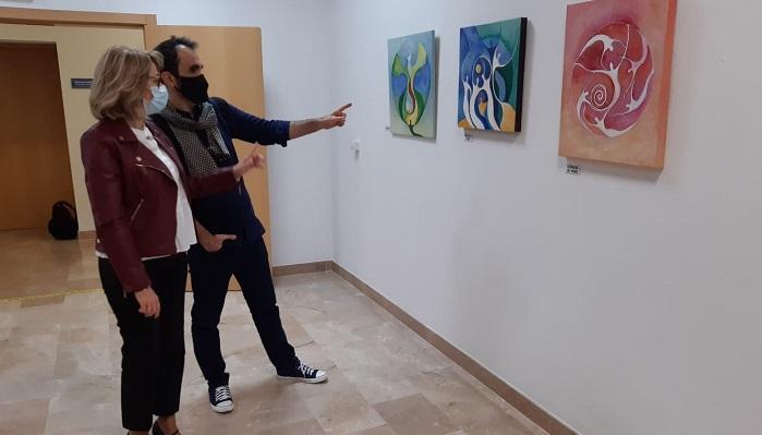 El Centro Documental acoge la exposición del artista Carlos Soto