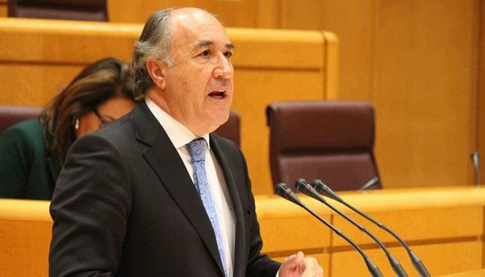 El alcalde de Algeciras, en imagen de archivo