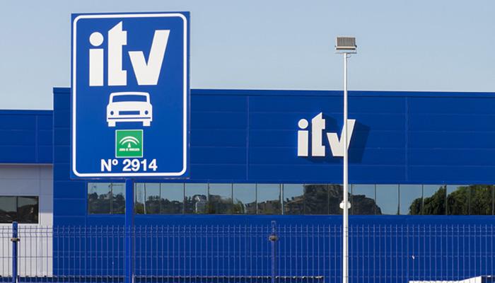 Imagen de archivo de una estación de ITV en Andalucía