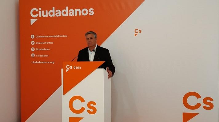 Javier Cano, diputado nacional de Ciudadanos