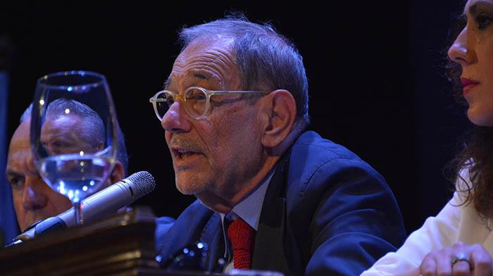 Javier Solana, en la conferencia inaugural de San Roque