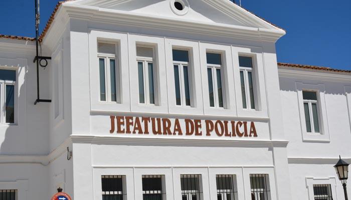 La Jefatura Policial de Policía de San Roque