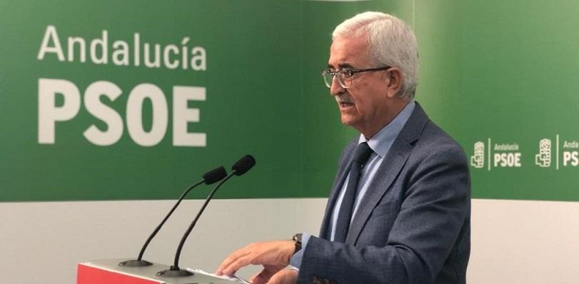 Manuel Jiménez Barrios, presidente del PSOE de Cádiz