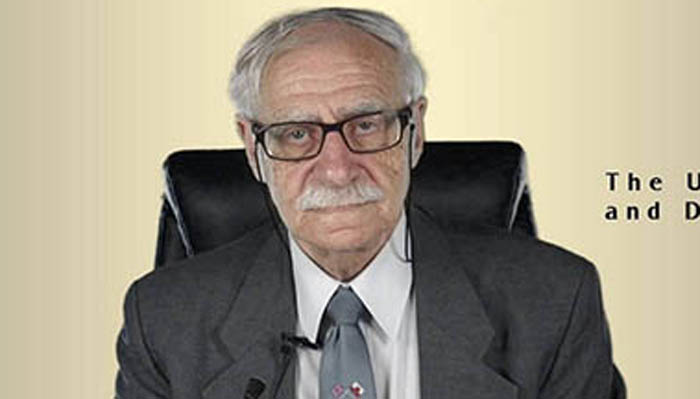 El ministro Jose Bossano