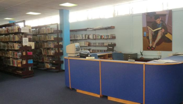 Biblioteca John Mackintosh