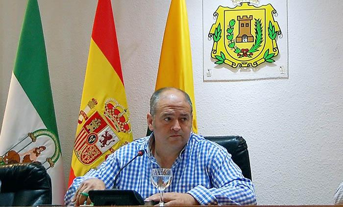 Jorge Romero, alcalde de Los Barrios