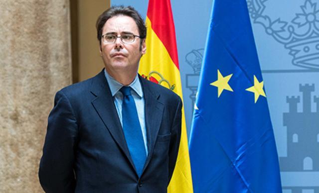 Jorge Toledo es el secretario de Estado para Asuntos Europeos