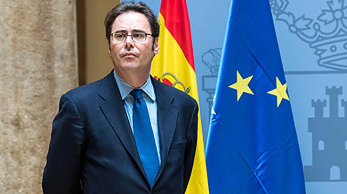 Jorge Toledo secretario Estado España Europa