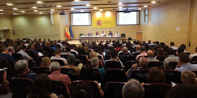 La jornada se celebró en Madrid, el pasado miércoles