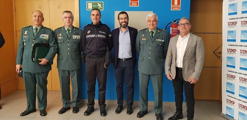 El acto contó con la presencia del alcalde de La Línea, Juan Franco