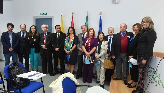 Algeciras alberga las XXI Jornadas Nacionales de Medicina Marítima