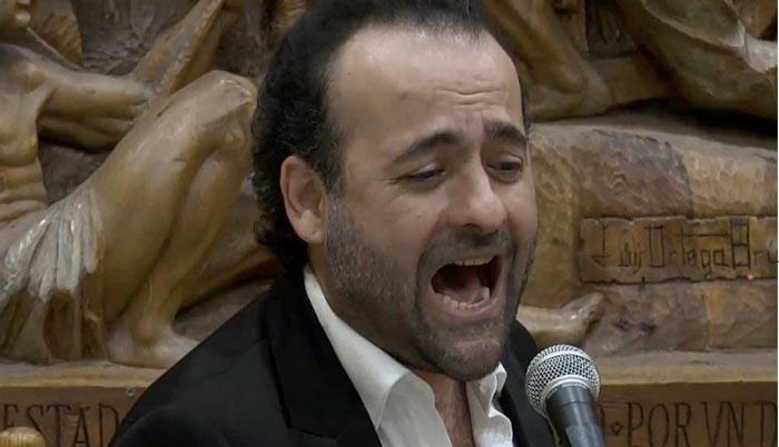 Concierto de José Canela en el Palacio de los Gobernadores