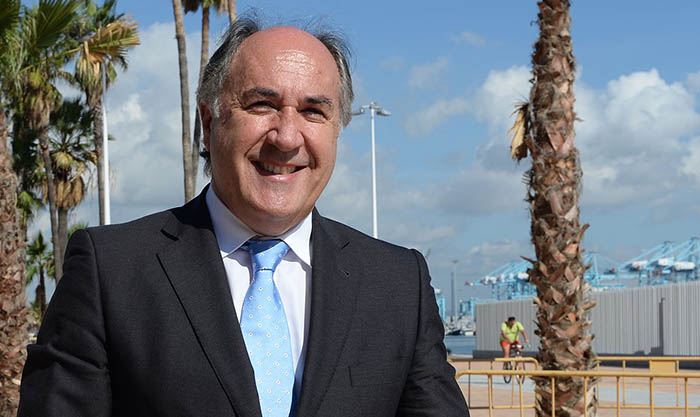 José Ignacio Landaluce (PP), alcalde de Algeciras