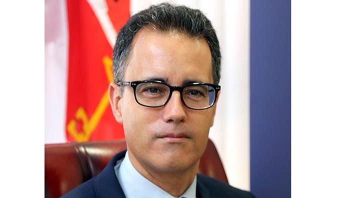 Joseph García. Foto InfoGibraltar