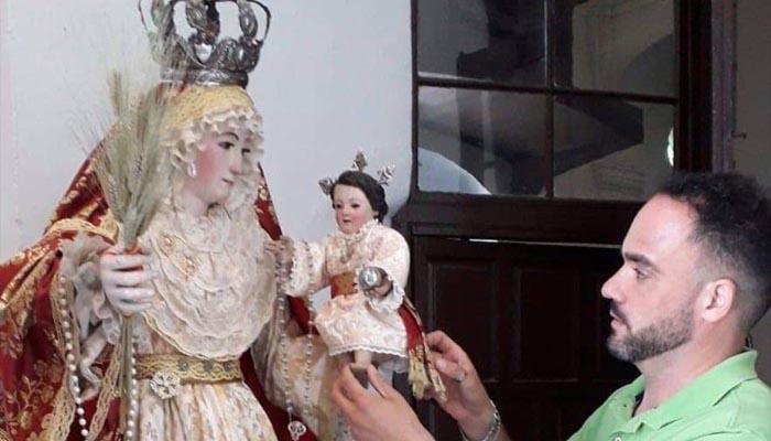 Juan Andrades será el Exaltador del Cartel de la Semana Santa de San Roque