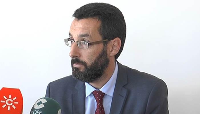 El alcalde de La Línea, Juan Franco, es uno de los impulsores del proyecto