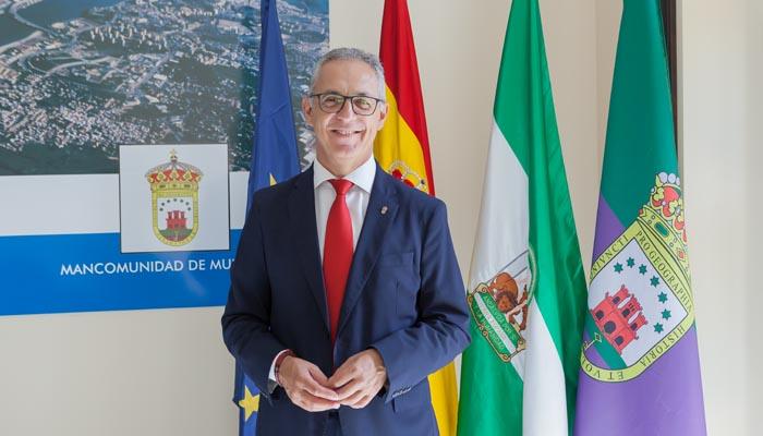 Juan Lozano es el presidente de la Mancomunidad de Municipios del Campo de Gibraltar