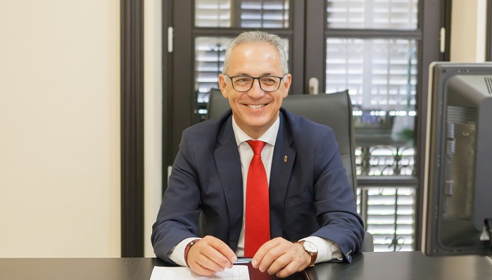 Juan Lozano agradece el trabajo del Gobierno en la línea Algeciras-Bobadilla