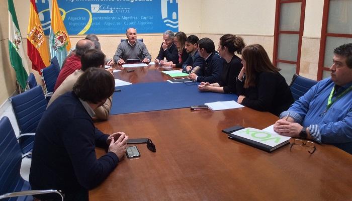 El Ayuntamiento de Algeciras toma medidas respecto al Covid-19