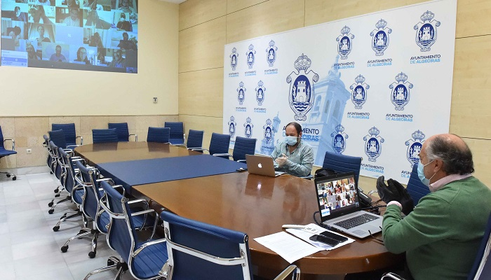 La Junta de Gobierno Local aprueba varios convenios con entidades sociales