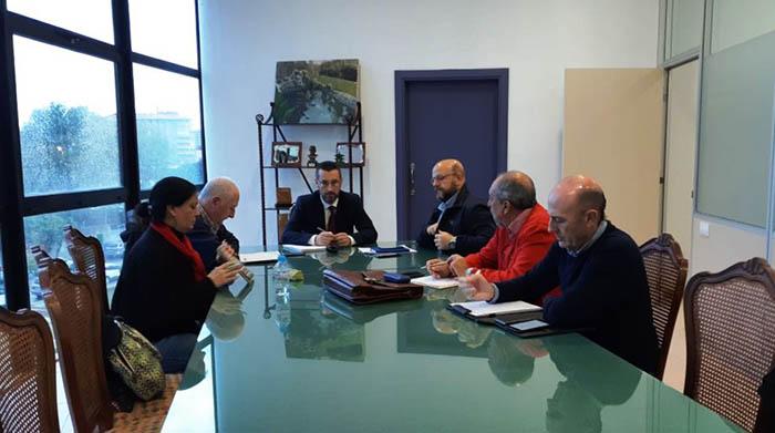 Reunión hoy de la Junta de Portavoces de La Línea