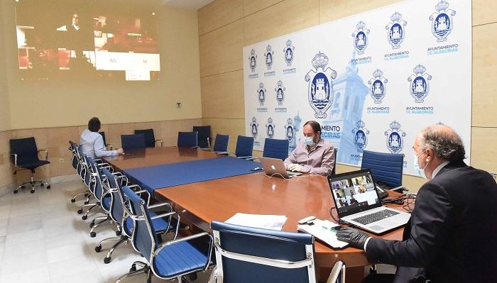 El Ayuntamiento ha concedido 756 ayudas económicas por valor de 30.000 euros